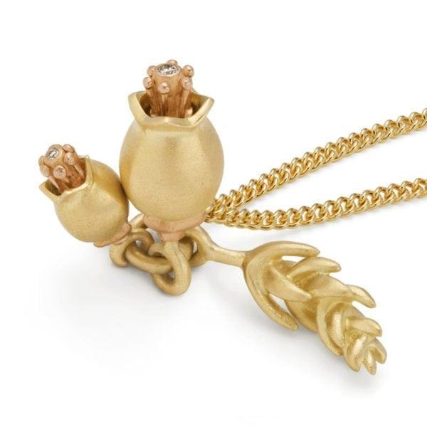 Heather Gold kinetic Jewellery
